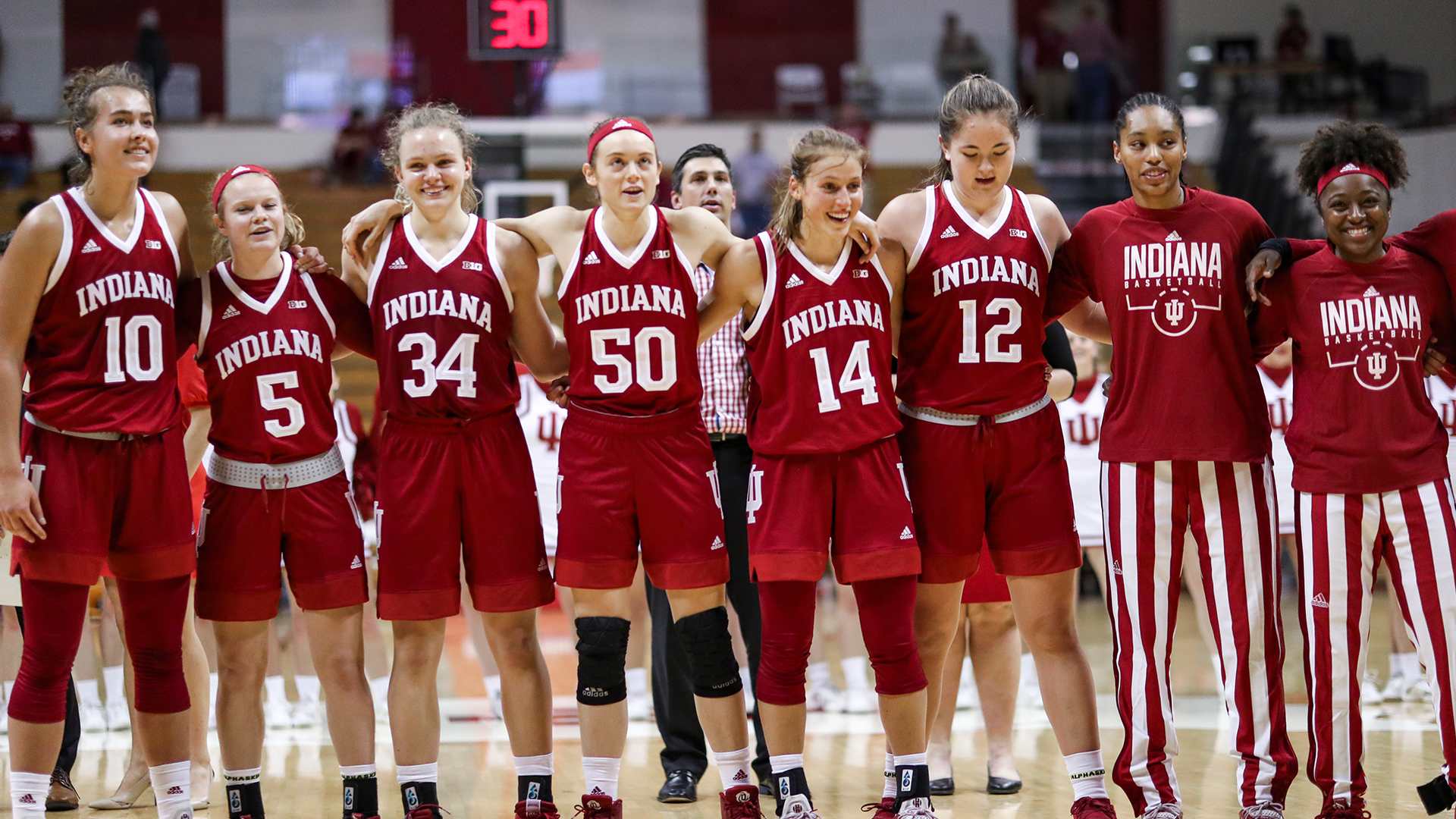 women's basketball - indiana university athletics