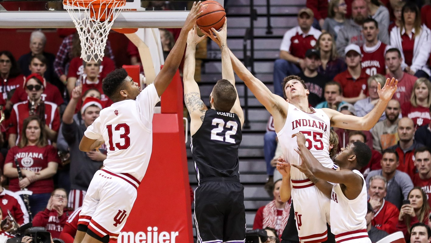 men's basketball - indiana university athletics