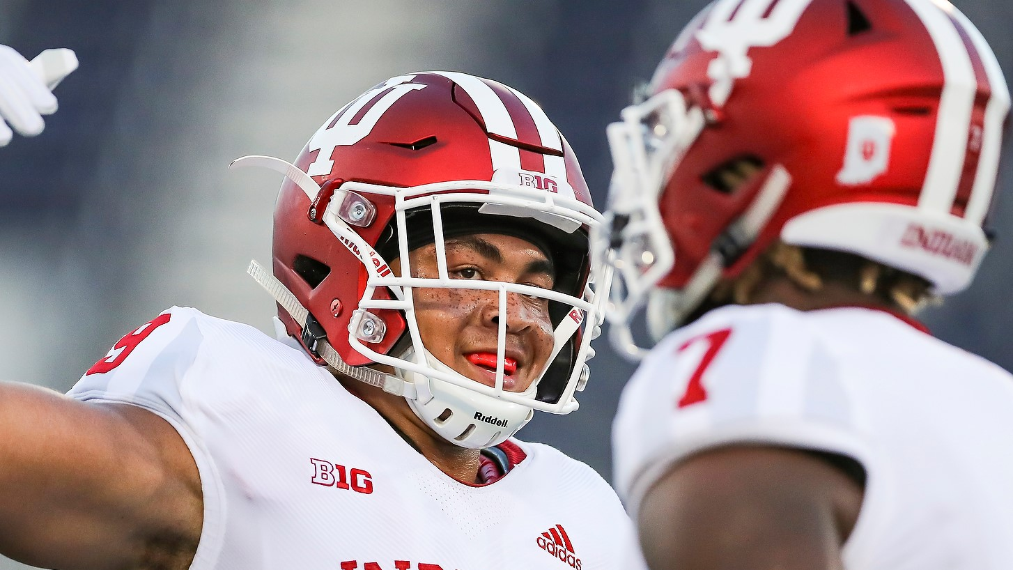 Game Notes Hoosiers Host Cardinals Saturday On Btn Indiana