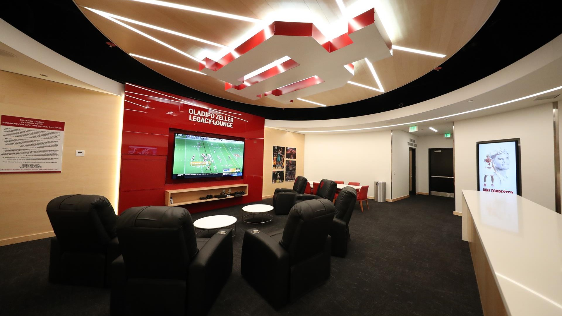 huge discount 8eeca 6fa4e Victor Oladipo and Cody Zeller Make Major Gifts to Indiana Basketball   Oladipo Zeller Legacy Lounge Named In Their Honor