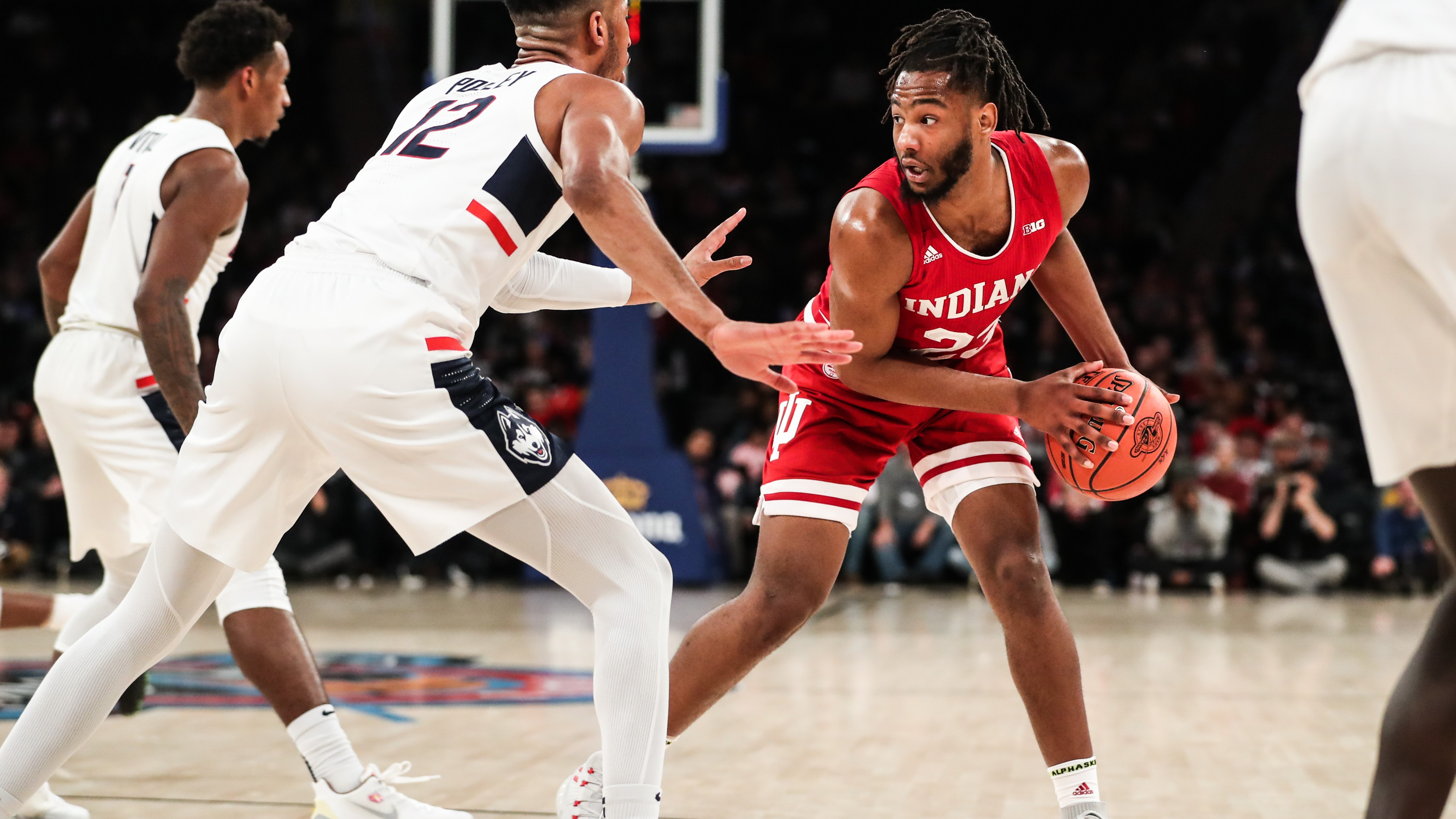NOTES: IU Welcomes Nebraska for Conference Home Opener