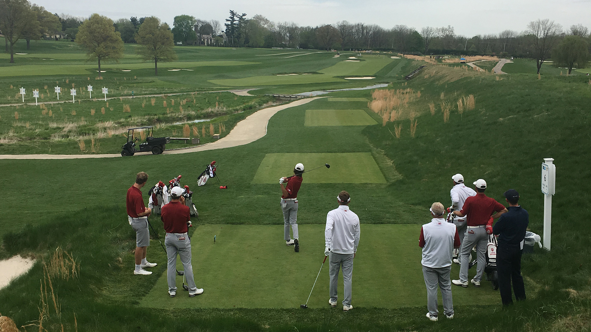 Historic Philadelphia Cricket Club Hosts 2019 Big Ten Men S