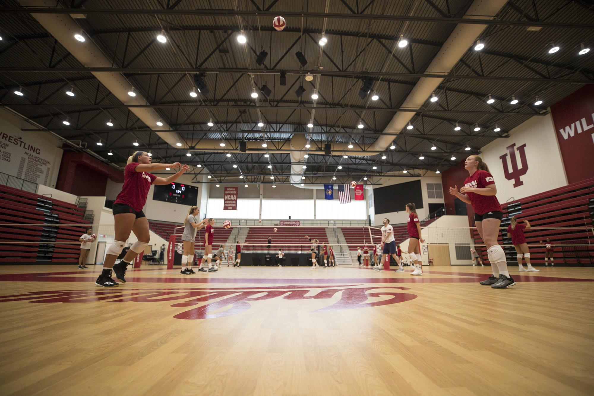 High Expectations – Volleyball Serious About The Future - Indiana